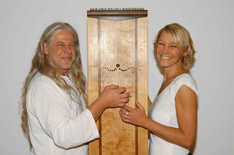 Dein KlangRaum Christian und Annabell Klangmeditation