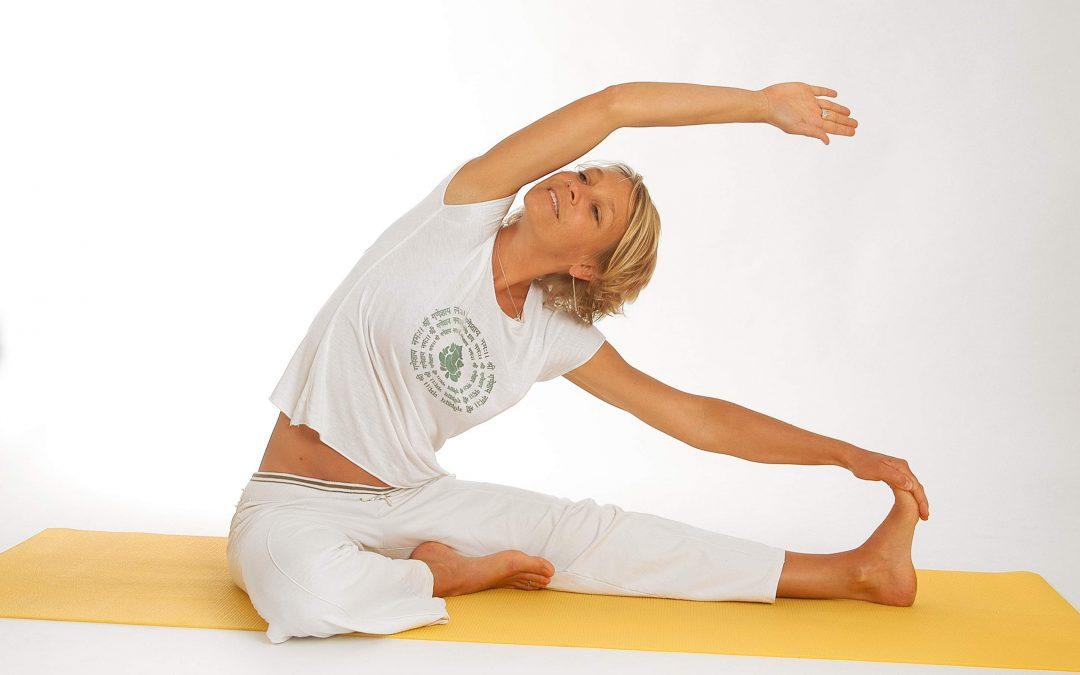 Aktuelle Lage und Audio-Yogastunde