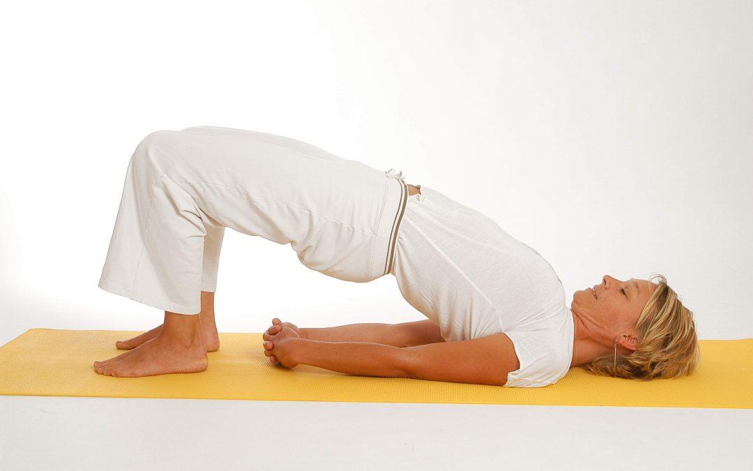 Yoga - Annabell Ditschke - Schulterbrücke
