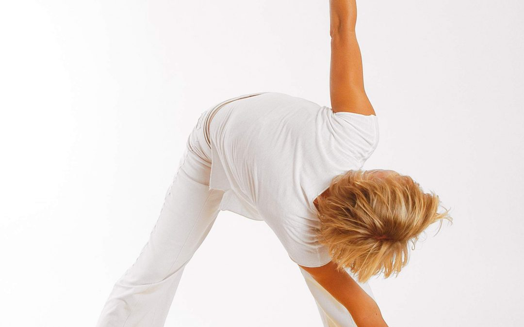 Annabel Ditschke - Yoga für Fortgeschrittene 01