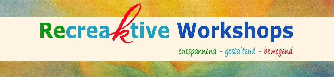 Dein KlangRaum Recreaktive Workshops mit Annabell Ditschke und Andrea Lösch