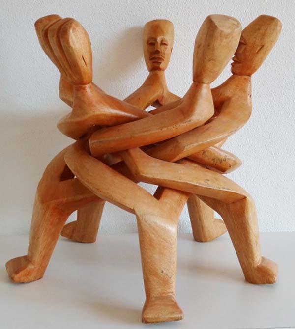 Dein KlangRaum recreaktive Workshops Skulptur Zusammenarbeit